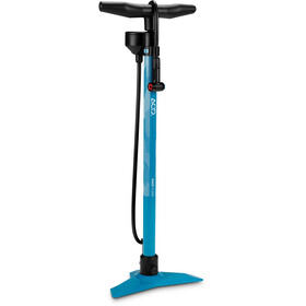 Cube ACID Race Floor Bike Pump blue
